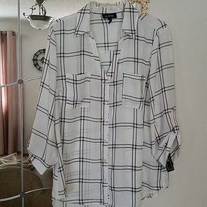 NEW A.BYER blouse